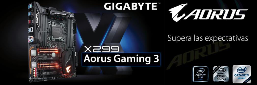 Placa base Gigabyte X299